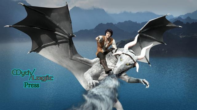 Mica and Dragon 1 1920 x 1080