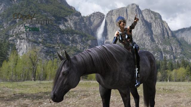 Battle Girl - Riding