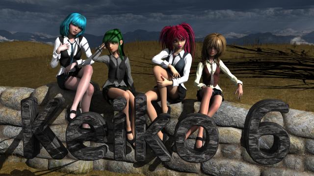 Keiko 6 Adventure Squad 4