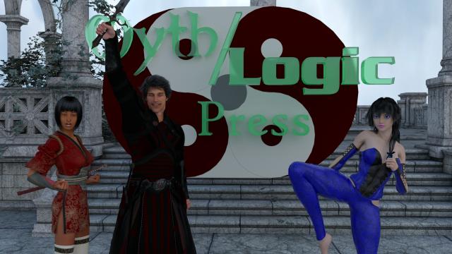 MythLogicPress Symbol - Iray