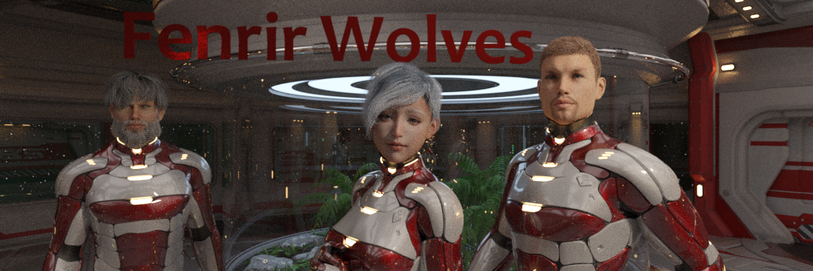 Fenrir Wolves 2018 - banner 2